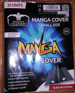 Manga cover small