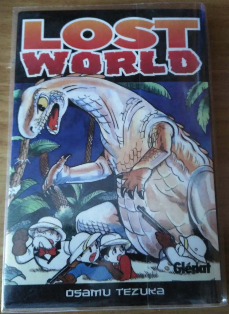 lost world portada