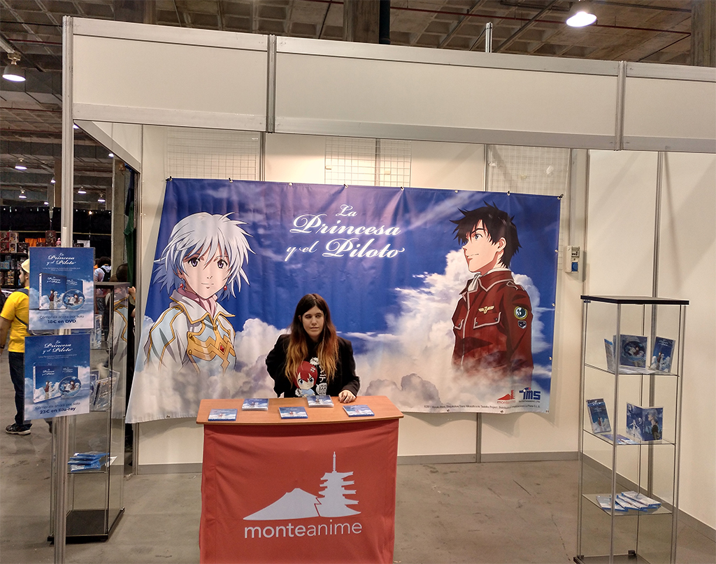 stand monte anime